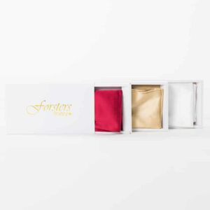 Forsters Finery - Pure Silk Pillowcases