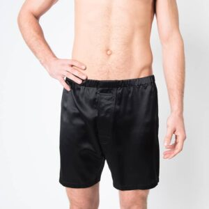 Forsters Finery Mulberry Silk Boxers
