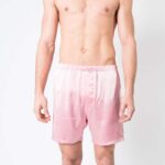 Forsters Finery Pure silk-boxers-pink-2